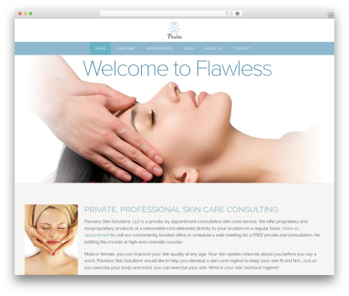 Free WordPress Booking Calendar plugin - flawlessss.com
