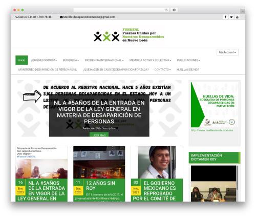 Mobile Shop free WordPress theme - fundenl.org