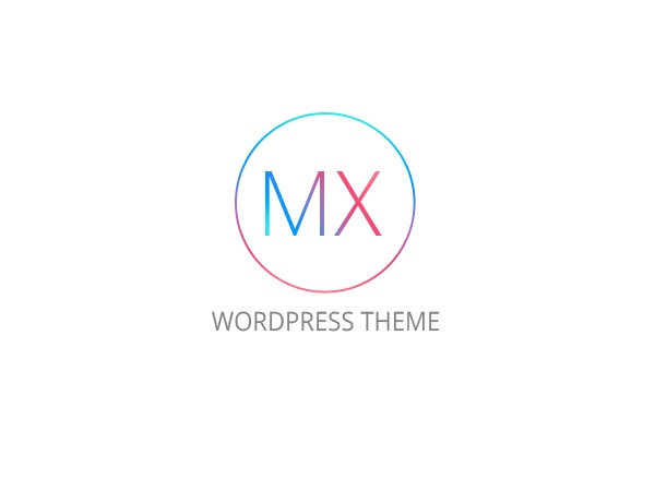MX (Share On Theme123.Net) WordPress theme