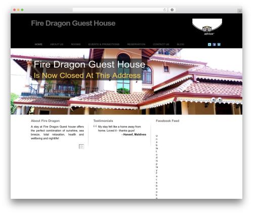 Free WordPress 3D Tag Cloud plugin - firedragonguesthouse.com