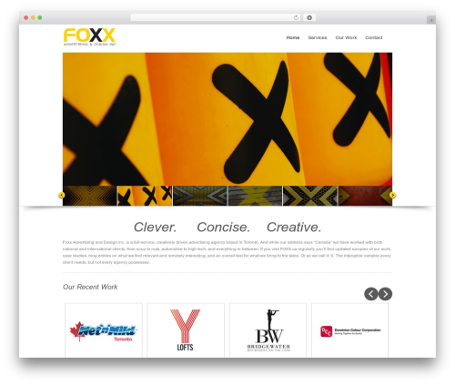 Free WordPress WP Video Lightbox plugin - foxx.ca