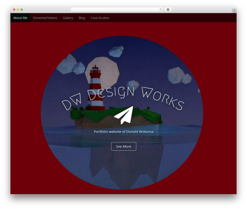 Arcade Basic free website theme - dwdesignworks.net