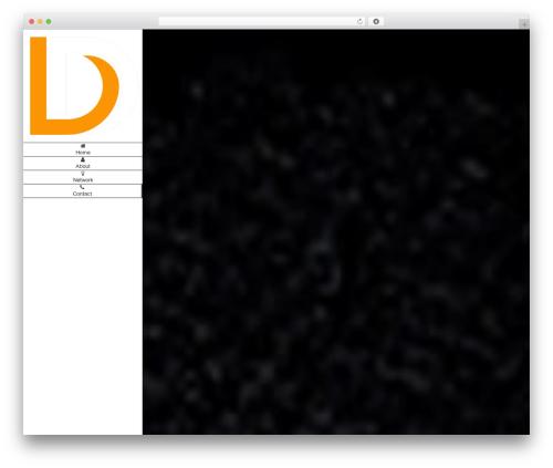 Avada WordPress theme - didefoe.com