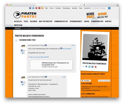 Free WordPress WP Multi File Uploader plugin - piraten-wa-fkb.net
