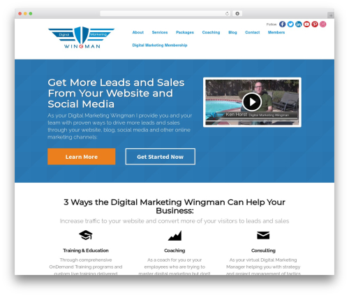 Free WordPress DW Question & Answer plugin - digitalmarketingwingman.com