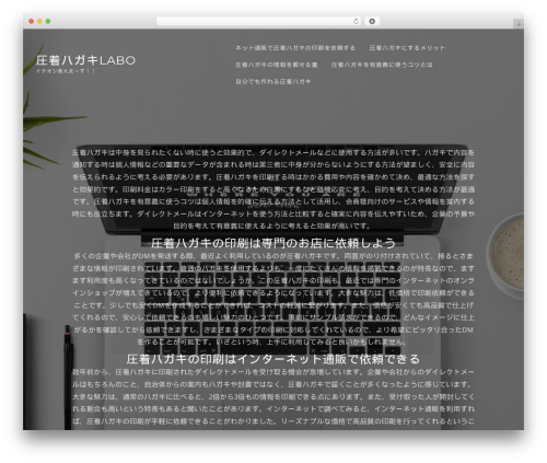TheFour Lite theme free download - daoclinic.org