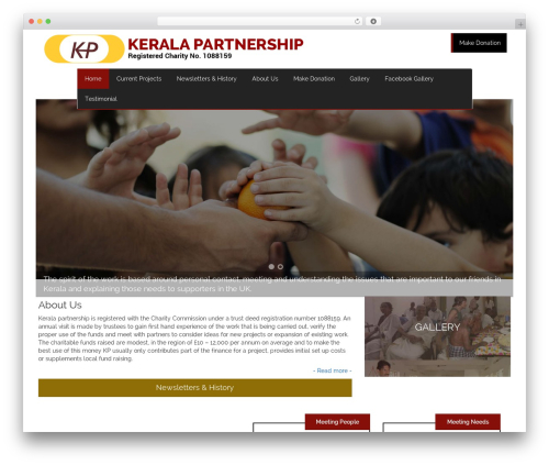 WordPress gallery-video plugin - keralapartnership.com