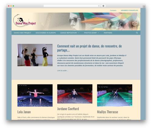 WordPress themify-ptb plugin - dance-way-project.com