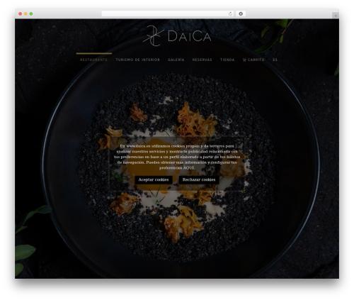 JOYN. WordPress hotel theme - daica.es