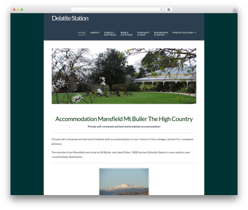Template WordPress X - delatitestation.com
