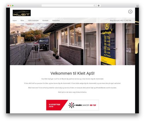 AutoStars WordPress theme - kleit.dk