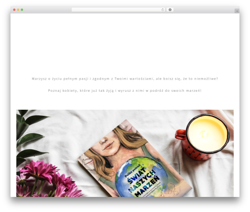 Narcos WordPress website template - ksiazkapolkapotrafi.pl
