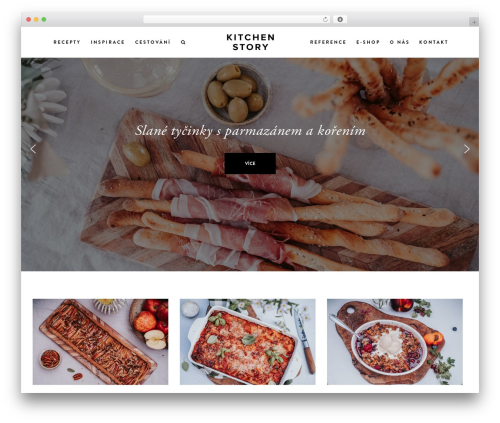 Free WordPress Smart Slider 3 plugin - kitchenstory.cz