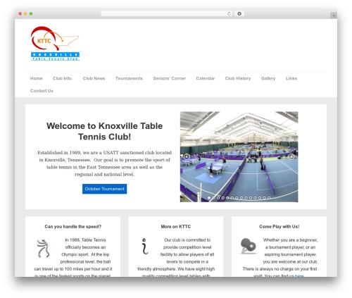 Theme WordPress Responsive - knoxvillettc.net