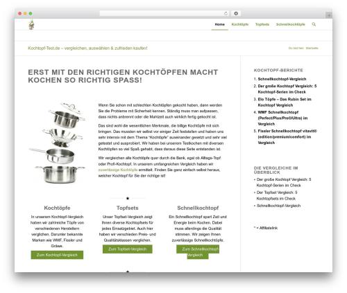 Free WordPress Amazon Product in a Post Plugin plugin - kochtopf-test.de
