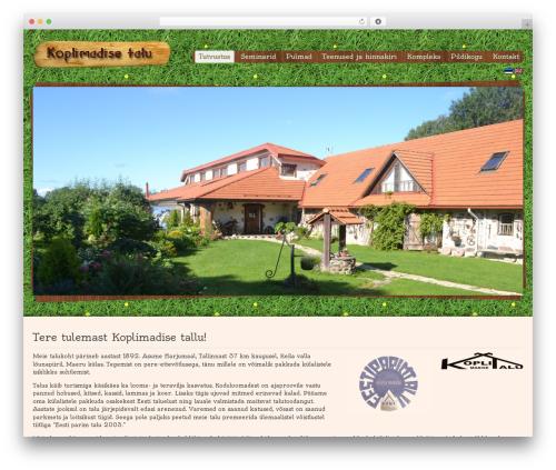 Free WordPress Photo Gallery by 10Web – Responsive Image Gallery plugin - koplimadise.ee