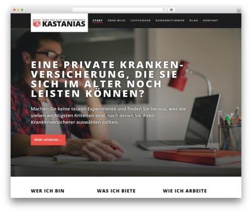 Template WordPress Suite - kastanias.de