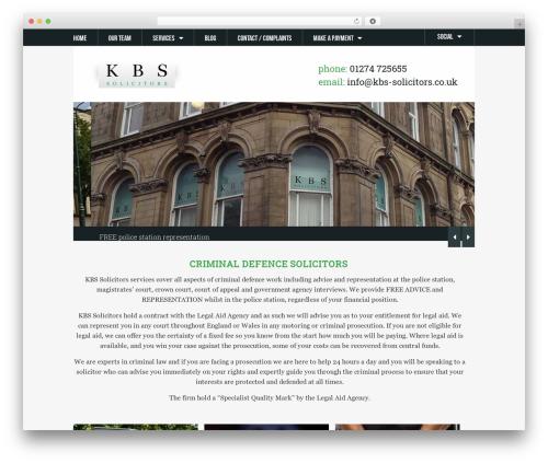 Free WordPress Twitget plugin - kbs-solicitors.co.uk