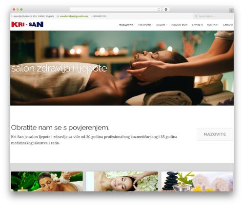 Free WordPress Organic Builder Widgets plugin - kri-san.hr