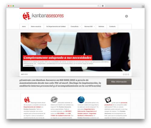 Theme WordPress Swagger - kanban.es