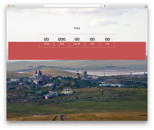 Elite WordPress theme - krasnokamensk-film.com