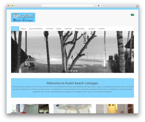 WordPress tablepress-chartist plugin - kusinibeachcottages.com