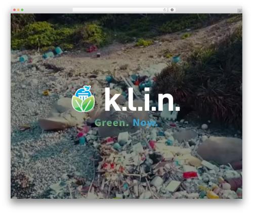 DPR Bruno medical WordPress theme - klin-indonesia.com/?lang=en