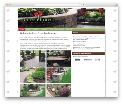 Theme WordPress Flexibility3 - kcforest.com