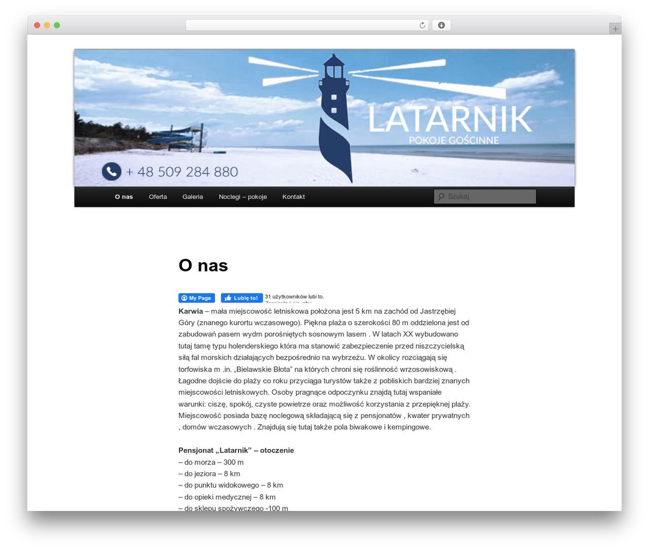 Twenty Eleven WordPress theme download - karwia-latarnik.pl