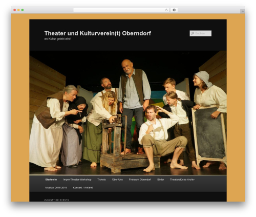 Twenty Eleven free WP theme - kulturverein-oberndorf.at