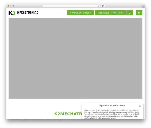 Twenty Seventeen WordPress theme free download - k2mechatronics.com