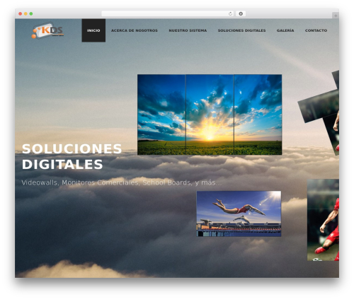 WordPress theme Jupiter - kdsecuador.com