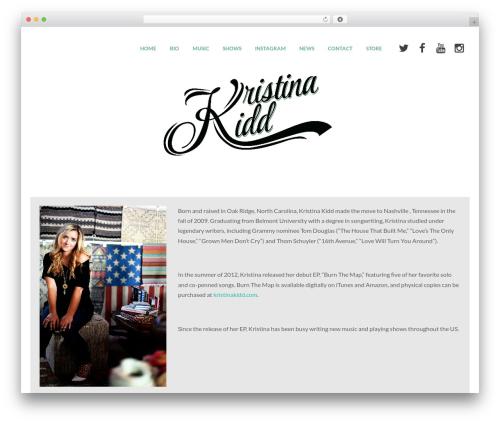 Free WordPress My Quicktags plugin - kristinakidd.com
