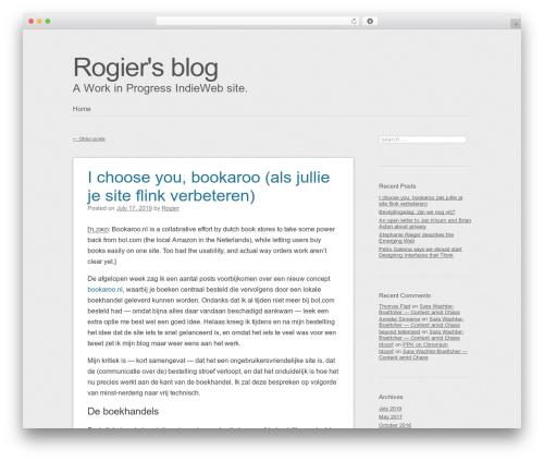 SemPress WordPress theme download - killerog.com