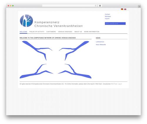 Structure theme WordPress - kompetenznetz-cvk.info