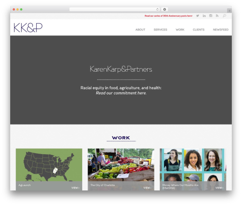 Xenia WP template - kkandp.com