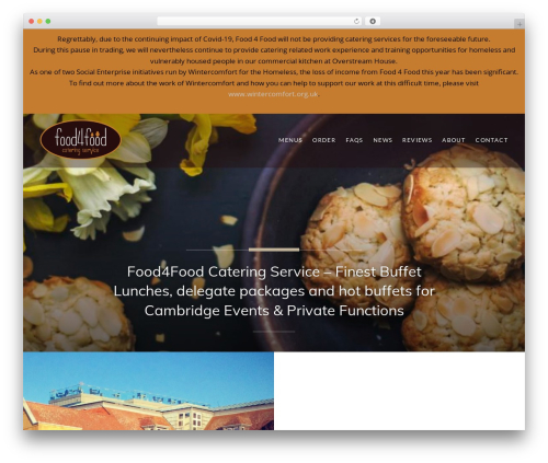 Dyad WordPress theme free download - food4food.org.uk