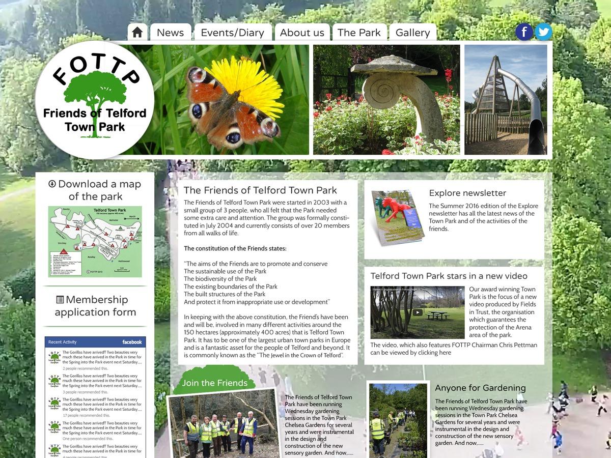 FOTTP Theme template WordPress
