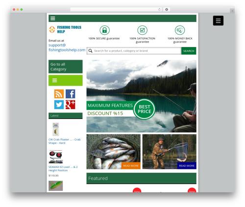 News UI newspaper WordPress theme - fishingtoolshelp.com