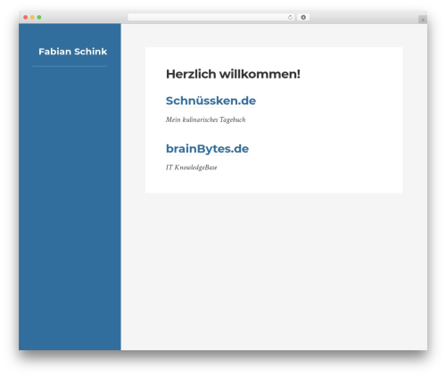 Free WordPress Clipboard Images plugin - fabian-schink.de