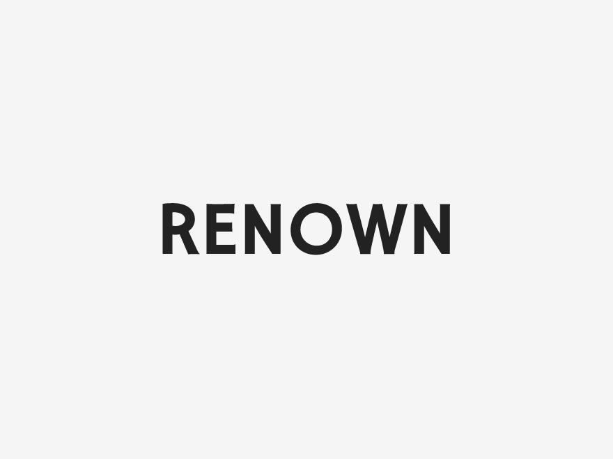 Renown Child Theme theme WordPress