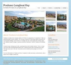 SarasotaReal WordPress website template
