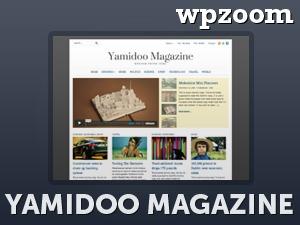 Yamidoo Magazine best WordPress magazine theme