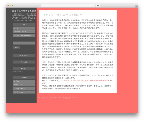 Blogly Lite theme free download - koothoomi-directory.com