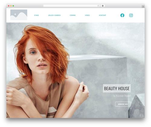 Bridge WordPress page template - krystianstepien.pl