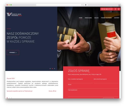 Template WordPress WSS - kancelariawss.pl