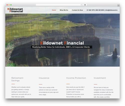 Palas WordPress template - kildownet.ie
