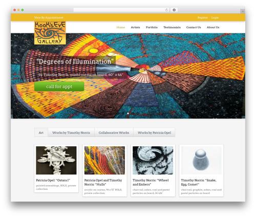 SaleJunction Pro photography WordPress theme - kookseye.com