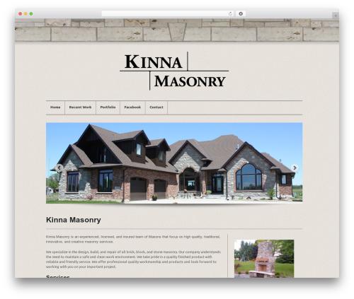 Free WordPress Advanced Recent Posts plugin - kinnamasonry.com