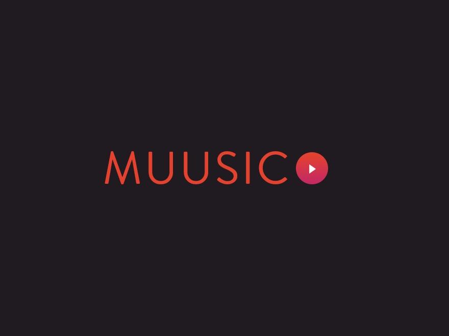WordPress theme Muusico
